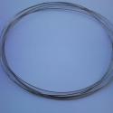4 cm 925-ös 0,8 mm átmérőjű ezüst huzal, Alkotók boltja