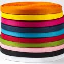 3 méter Grosgrain egyszínű szalagok, rengeteg színből választhatsz!, Textil, Szalag, pánt, Gyönyörű, egyszínű grosgrain szalagok rengeteg színben!  Szélessége: 10 mm  Az ár 3 méterre vonatkoz..., Alkotók boltja