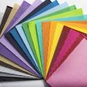 Csíkos filc anyag 30x30 cm - 20 féle színben!!!, Textil, Filc, Varrás, Textil, Egyedi, CSÍKOS filc, barkácsfilc anyag 20 féle különböző, gyönyörű színben.  Mérete: 30x30 cm!! Vas..., Alkotók boltja