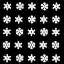 Pici HÓPEHELY gombcsomag - hópihe gombok, Gomb, Dekorációs kellékek, Varrás, Famegmunkálás, Gomb, Egyedi pici, hópehely alakú gombok.  A csomag 20 darab gombot tartalmaz.  Anyaga: műanyag Méretük: ..., Alkotók boltja