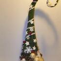 GRINCS fa-karácsonyi  dekoráció, Dekoráció, Karácsonyi, adventi apróságok, Karácsonyi dekoráció, Dísz, Virágkötés, Karácsonyi lakásdekoráció díszítheti otthonod ünnepek idején  méret. mag 67cm kaspo méret átmérő 10..., Meska
