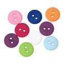 Kerek 15 mm-es két lyukú gombok vegyes színekben, Dekorációs kellékek, Gomb, Kerek két lyukú gombok vegyes színekben Mérete: 15 mm 20 db/csomag Ára: 360 Ft (18 Ft/db) A csomag v..., Alkotók boltja