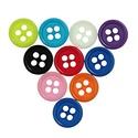 Kerek 9 mm-es négy lyukú gombok vegyes színekben, Dekorációs kellékek, Gomb, Mindenmás, Varrás, Gomb, Kerek négy lyukú gombok vegyes színekben Mérete: 9 mm 50 db/csomag Ára: 500 Ft (10 Ft/db) A csomag ..., Alkotók boltja
