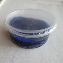 Kék előnyomó festék hímzéshez, Festék, Textilfesték, Hímzés, Mindenmás, Előnyomófesték, drukkoló festék  Cca 90 gramm, Alkotók boltja