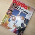 BURDA Special  karácsonyi magazin 1994, 1994-ben jelent meg ez a magyar nyelvű tematikus ...
