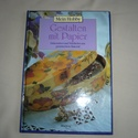 Német nyelvű hobby könyv 1., Könyv, újság, Használt könyv, Papírművészet, 1994. kiadású  A/4-s méretű,60 oldalas.         , Alkotók boltja