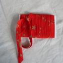 Ferde pánt, Pamutvászonból készítettem 1,8 cm-re bevasalva...