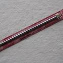 Susan Bates Silvalume tuniszi horgolótű / Afghan Crochet Hook, Szerszámok, eszközök, Eszköz kötéshez, horgoláshoz, Kötés, horgolás, 1db Susan Bates Silvalume tuniszi horgolótű, aluminium, mérete: 10 (6mm), hossza 25cm.  A tű teljes..., Alkotók boltja