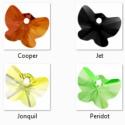 swarovski pillangó  18 mm-es több színben , Gyöngy, ékszerkellék, Swarovski kristályok, Eredeti swarovski kristály pillangó medál .  Méret: 18 mm Szín:több szín   Az ár egy darabra vonatko..., Alkotók boltja
