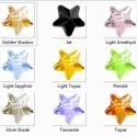 Swarovski csillag 8mm-es több színben  GYSWGY CS8 , Gyöngy, ékszerkellék, Swarovski kristályok, Ékszerkészítés, Gyöngy, SWAROVSKI KRISTÁLY KERESZTBEN  FÚRT CSILLAG , TÖBB SZÍNBEN !  Méret:8mm  Az ár egy darabra vonatkoz..., Alkotók boltja