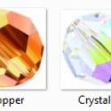swarovski gömb 2mm AB-s több színben 4db, Gyöngy, ékszerkellék, Swarovski kristályok, SWAROVSKI KRISTÁLY AB  BEVONATOS GÖMB TÖBB SZÍNBEN !  Méret: 2mm  Egy csomagban 4db kristály van.  A..., Alkotók boltja