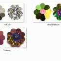 Swarovski kristály AB-s margaréta 8mm-es több színben 2db/cs , Gyöngy, ékszerkellék, Swarovski kristályok, Ékszerkészítés, Gyöngy, SWAROVSKI KRISTÁLY AB BEVONATOS MARGARÉTA TÖBB SZÍNBEN !  Méret: 8mm  Egy csomagban 2db kristály va..., Alkotók boltja