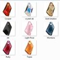 Eredeti swarovski DE-ART  18mm-es több színben, Gyöngy, ékszerkellék, Swarovski kristályok, SWAROVSKI KRISTÁLY De-Art MEDÁL !  Méret:18mm   Az ár egy darabra vonatkozik!  A színtáblázatot az e..., Alkotók boltja