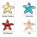 Swarovski tengeri csillag 20mm-es több színben , Gyöngy, ékszerkellék, Swarovski kristályok, Eredeti swarovski kristály tengeri csillag .  Szín: több színben Méret:20 mm  Az ár egy darabra vona..., Alkotók boltja