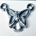925-ös finomságú sterling ezüst kandeláber/ továbbépíthető köztes /tartó elem  EKA 08, Gyöngy, ékszerkellék, Egyéb alkatrész, EKA 08  925-ös valódi antikolt ezüst (bevizsgált) kandeláber/ továbbépíthető köztes /tartó elem .   ..., Alkotók boltja