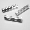 925-ös ezüst köztes/gyöngy/díszitőelem  EKÖ 59 10, Gyöngy, ékszerkellék, Fém köztesek, Ékszerkészítés, Mindenmás, Szerelékek, EKÖ 59 10   925-ös valódi  ezüst (bevizsgált) köztes / gyöngy / díszitőelem .  MÉRET 10 X 2 mm  1db..., Alkotók boltja