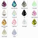 swarovski kristály barokk medál 22mm-es  több színben GYSWM BA22, Gyöngy, ékszerkellék, Swarovski kristályok, SWAROVSKI KRISTÁLY BAROKK MEDÁL TÖBB SZÍNBEN !  Méret:22mm  Az ár egy darabra vonatkozik! A nem bevo..., Alkotók boltja