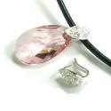 925-ös ezüst medálkapocs  EMK 62, Gyöngy, ékszerkellék, Egyéb alkatrész, 925-ös fémjellel ellátott valódi ezüst (bevizsgált)medálkapocs CZ kristály kővel.  A méreteket a fot..., Alkotók boltja