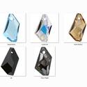 Eredeti swarovski DE-ART  24mm-es több színben, Gyöngy, ékszerkellék, Swarovski kristályok, SWAROVSKI KRISTÁLY De-Art MEDÁL !  Méret:24mm   Az ár egy darabra vonatkozik!  A színtáblázatot az e..., Alkotók boltja