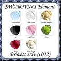 Ékszerkellék: Swarovski briolett szív keresztben fúrt 11mm-es több színben, Gyöngy, ékszerkellék, Swarovski kristályok, SWAROVSKI KRISTÁLY  BRIOLETT SZÍV,  TÖBB SZÍNBEN !  Méret:11mm  Az ár egy darabra vonatkozik!  A szí..., Alkotók boltja