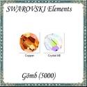 Ékszerkellék: Swarovski kristály gömb 2mm AB bevonatos 4db/csomag több színben, Gyöngy, ékszerkellék, Swarovski kristályok, Eredeti swarovski kristály AB bevonatos gömb több színben.  Méret:2mm 4db/ csomag   A 4db-ot több sz..., Alkotók boltja