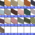 Swarovski  gyöngy 3-4-5-6-7-8-9-10mm-es   több színben, Gyöngy, ékszerkellék, Swarovski kristályok, Eredeti swarovski kristály gyöngy több színben .  Az ár egy csomag azonos méretű gyöngyre vonatkozik..., Alkotók boltja