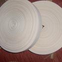 serendipity  részére, Textil, Pamut, Natur színű 3 cm széles heveder pánt., Alkotók boltja