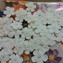Horgolt kisvirág, Dekorációs kellékek, Egyéb kellékek, Alkotók boltja