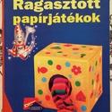ragasztott papírjátékok, színes ötletek 2003/71 , Könyv, újság, Új könyv, Mindenmás, ragasztott papírjátékok, színes ötletek 2003/71  , Alkotók boltja