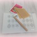 viaszos- tojás íróka csomag, Szerszámok, eszközök, Rajz- és íróeszköz, Alkotók boltja