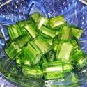 Zöld téglalap üveggyöngy 20mmx15mmx5mm, Gyöngy, ékszerkellék, Üveggyöngy, Zöld téglalap üveggyöngy 20mmx15mmx5mm, Alkotók boltja