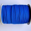 Zsinór, Dekorációs kellékek, Egyéb kellékek, 5mm-es osztott szálas 4 színárnyalaban kék zsinór., Alkotók boltja