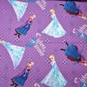 Disney Jégvarázs mesefigurás amerikai patchwork 100% pamutvászon, Textil, Pamut, Varrás, Textil, Disney Jégvarázs mesefigurás amerikai patchwork / quilt textil. 100% pamut, nagyon jó minőségű puha..., Alkotók boltja