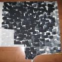 Ikea  Stockhom vászon , Textil, Vászon,  Ikea Stockhom vászon 150 cm széles , félbehajtva fotózva, hossza 55 cm, hiányzó rész a fotó..., Alkotók boltja