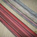 Heveder pánt, pamutos -  5 cm-es, Textil, Szalag, pánt, 5 cm széles heveder , pamut(os)  kb. 6 - 6 m van mindkét színből  piros elfogyott !!!, Alkotók boltja
