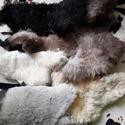 Bárány szőr (0,5kg), Dekorációs kellékek, Figurák, Bőrművesség, Varrás, Valódi bárány szőrme (gyapjú) manó szakállnak, vagy bármi más dekorálásához :) Vegyes színben össze..., Alkotók boltja