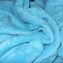 Finom pihe-puha meleg bébi-soft türkizkék 170 cm széles 1.990.-Ft.-, Textil, Bársony, Mindenmás, Varrás, Textil, Bébi-soft, well-soft mikropes műszőrszerű nagyon finom, nagyon puha  meleg anyag pihe-puhaság  köze..., Alkotók boltja