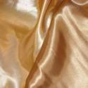 Arany szatén dekor 150 cm 990.-Ft, Textil, Selyem, Varrás, Mindenmás, Textil, Elegáns, kellemes  finoman fényes  csodás arany szatén  100% polészter  150 cm széles  990.-ft/méte..., Alkotók boltja