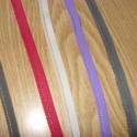 Pikós gumi  -  több színben - 8 -10 - 12 mm - 1 m 50.-Ft , Textil, Felvarrható kellék, Alkotók boltja