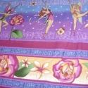 Virágtündérek blokk bordűr USA egyedi Design textil:o)  60 x 28 cm minőségi textil  USA design , Textil, Pamut, Mindenmás, Varrás, Textil, Kiváló minőségű - egyedi tervezésű - jogvédett termék -  Textil - akár - pachwork - anyag  USA Desi..., Alkotók boltja