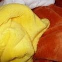 kék, menta, csibe sárga, mókus vörös puha meleg wellsoft , Textil, Bársony, Alkotók boltja