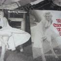 Marilyn Monroe bótrovászon extra design textil 140 cm - kevert 0,5 m adag, Jó minőségű termék - extra spanyol  Textil - ...