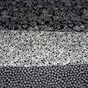 Feketék - fehérek - több féle mintás  USA egyedi Design textil:o)  55 x 30 cm minőségi textil  USA design , Textil, Pamut, Mindenmás, Varrás, Textil, Kiváló minőségű - egyedi tervezésű - jogvédett termék -  Textil - akár - patchwork - anyag  USA Des..., Alkotók boltja