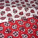 Katicák 2 féle USA egyedi Design textil:o)  55 x 30 cm minőségi textil  USA design , Textil, Pamut, Kiváló minőségű - egyedi tervezésű - jogvédett termék -  Textil - akár - patchwork - anyag..., Alkotók boltja