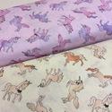 UNIKORNIS cuki új gyerek mintás több féle design textil 140cm 100% pamut, Textil, Pamut, Jó minőségű termék -  Textil - akár - patchwork - anyag  Design Textil  100% pamut  több féle  Jól k..., Alkotók boltja