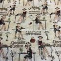 GOBELIN Bútorszövet - több féle extra jaquard design textil 150 cm - több féle, Textil, Pamut, Jó minőségű termék   Jaqurad szövésű - GOBELIN bútorszövet   Több féle minta  Textil - a..., Alkotók boltja