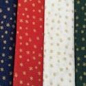 Csodás arany nyomású német design textil 70 x 30 cm minőségi  USA design , Textil, Pamut, Kiváló minőségű - egyedi tervezésű - jogvédett termék -  Textil - akár - patchwork - anyag  Német De..., Alkotók boltja