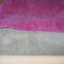 Bébi plüss mályva -  180 x 34 cm, Textil, Pamut, Mindenmás, Varrás, Textil, Jó minőségű bébi plüss  80% pamut - 20% PES  Kérlek a mályva színt vedd figyelembe a fotóról - más ..., Alkotók boltja