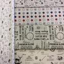 Karácsonyi vásár! Bútrovászon több féle extra  design textil 140 cm - kevert szálas, Textil, Pamut, Jó minőségű termék - extra spanyol  Textil - akár - patchwork - anyag  Design Textil  kevert szálas ..., Alkotók boltja