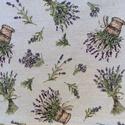 GOBELIN Bútorszövet varrással is -  extra jaquard design textil 150 cm - több féle, Textil, Pamut, Alkotók boltja